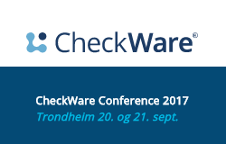 CheckWare Conference 2017